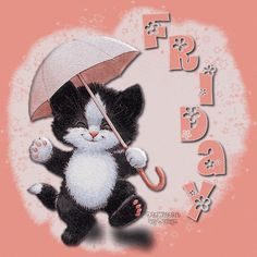 Friday! days friday gif happy friday days of the week weekdays friday greeting