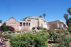Spanish missions in California Mission San Juan Capistranoin .