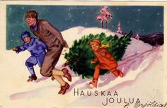 PAUL JERIMA Albums, Christmas Holidays, Photo And Video, Winter, Google, Painting, Vintage, Art, Picasa