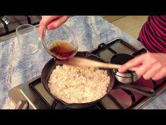 ▶ SUSHI VEGETAL ... con arroz integral! - YouTube