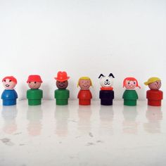 Fisher Price | Little People ✭ vintage toy