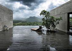 Khopoli House par SPASM Design Architects @Gail Regan Truax://www.journal-du-design.fr