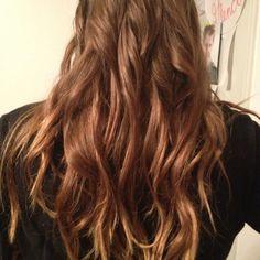 Homecoming hair?