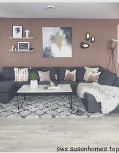 God kveld fra TV-kroken 😘 Blir nok værende her i kveld! Room Paint Colors, Paint Colors For Living Room, Living Room Grey, Home Living Room, Living Room Decor, Living Room Ideas Grey And Blue, Modern Living Room Colors, Living Room Color Schemes, Living Room Designs