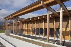Gallery of Centre de la Petite Enfance / Clermont Architectes - 3