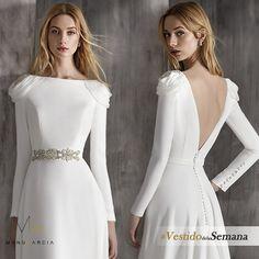 #Vestidodelasemana #Vestidodenovia #Novias2018 #Weddingdress