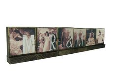 Photo blocks -- I've done these. Really cool.