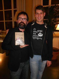 Facce Miraggi. L'autore e l'editore.