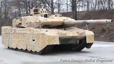 Leopard 2 A7: Die Bundeswehr bekommt einen neuen Kampfpanzer (Screenshot: Bit Projects)