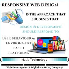 Responsive #webdesign a paradigm shift in the #industry.