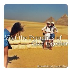 • visit the pyramids of Giza together • anyone actually been there? I need to go aha, follow my fashion account ~ @l0ve_fashi0n