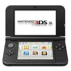 Console de Videogame Nintendo 3DS XL 4 GB