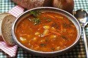Hamis gulyás leves Hús mentesen és gyorsan kész - Séfbabér