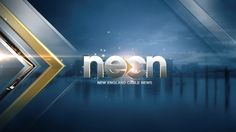 NECN Graphics Package on Behance