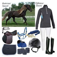 """""""Oikawa Tooru Equestrian"""" by drskullz on Polyvore featuring Ariat, men's fashion and menswear"""