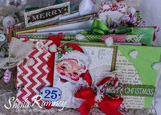 Merry Little Christmas Mini Album                                                                                                                                                                                 More
