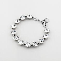 Miglio Designer Jewellery - Timeless Classic Swarovski Crystal Tennis Bracelet, R999.00 (http://shopza.miglio.com/shop-by-product/timeless-classic-swarovski-crystal-tennis-bracelet/)
