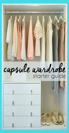 I've been working on creating a capsule wardrobe for myself. This guide is super helpful, giving some of the best tips on what you need to include in your capsule wardrobe. They also recommend a few great books on how to adjust your capsule wardrobe for year round use.