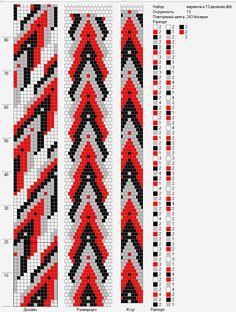 Free Crochet Bead Pattern Round 13