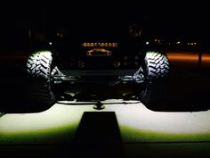 Rock lights from Olympus Offroad!