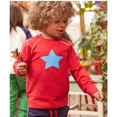 Little Bird by Jools Star Graphic Sweater - boys - Mothercare