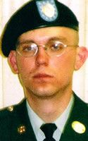 Army Spc. Mitchel T. Mutz  Died November 15, 2006 Serving During Operation Iraqi Freedom  23, of Falls City, Texas; assigned to the 1st Battalion, 12th Cavalry Regiment, 3rd Brigade Combat Team, 1st Cavalry Division, Fort Hood, Texas; died Nov. 15 of injuries sustained when an improvised explosive device detonated near his vehicle during combat operations in Baquba.