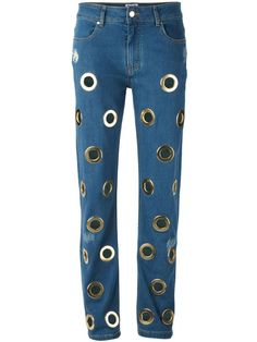 14 Embellished Jeans To Peacock In