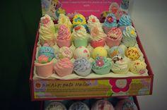 beauty cupcakes, beauty blogger meeting