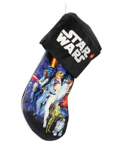Star Wars Weihnachtsstrumpf mit Licht Rebels 45 cm