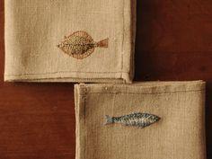 手作り刺繍