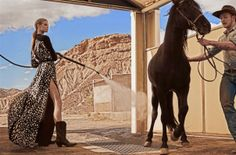 Vogue Spain July 2014 | Kate Grigorieva by Mariano Vivanco