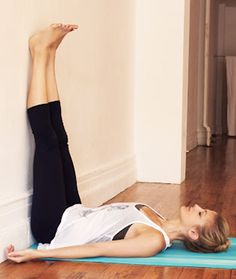 7 Chill Yoga Poses to Ease Anxiety