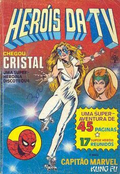 Cover for Heróis da TV (Editora Abril, 1979 series) #35