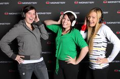 Our Monster Photo Booth at the 2012 CCMA FanFest!