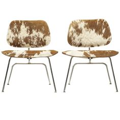 LCMs, pair by Charles and Ray Eames   From a unique collection of antique and modern side chairs at http://www.1stdibs.com/furniture/seating/side-chairs/