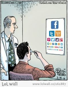 An eye chart for the new era