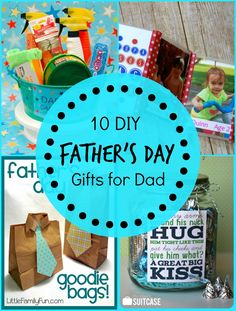 10 Insanely Creative DIY Father's Day Gifts for Dad
