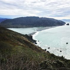 Mouth of the Klamath River