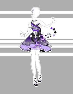 DeviantArt: More Like .::Outfit Adoptable 44(CLOSED)::. by Scarlett-Knight