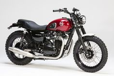 The finish on some custom motorcycles is so good, they almost look 'factory'. This is one such bike—a Kawasaki W800 'Clubman' by the German workshop LSL.