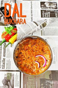 DAL BUKHARA – AN EXOTIC CREAMY BlACK LENTIL DISH
