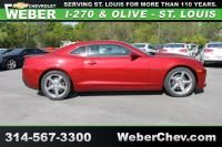 2015 Chevrolet Camaro Vehicle Photo in Creve Coeur, MO 63141