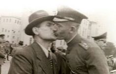 I LOVE vintage gay photos. They warm my heart. And how brave they were. I can't even imagine how hard it must've been for them so long ago.