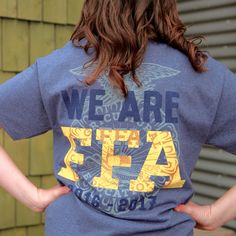 Start your collection now! 2nd Annual FFA Tee.
