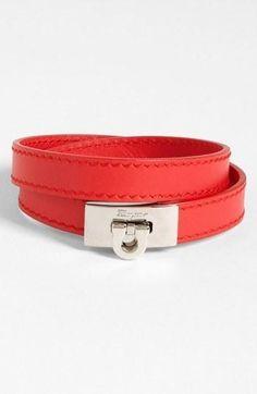Salvatore Ferragamo #bracelet #jewelry #fashion