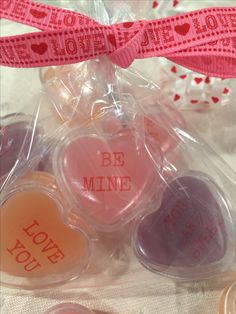 These adorable hear shaped lip gloss available at Kiss Freely. Top 8 free. Great non food option for Valentine's Day.