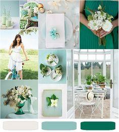 Guest Blogger | Postcards   Pretties | Aqua   Emerald