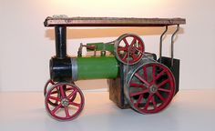 1980s mamod steam tractor | Recent Photos The Commons Galleries World Map App Garden Camera Finder ...
