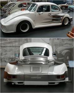 1973 Oettinger  customised VW beetle