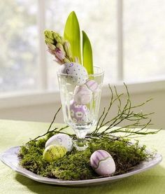 50 Homemade Easter Decorating Ideas_13